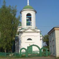 Poreckoe с. Порецкое Церковь Петра и Павла, Порецкое