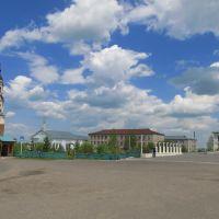 с.Порецкое, центр, Порецкое