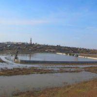 Затопленный стадион, Порецкое