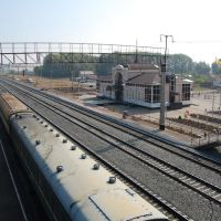 Railway Station of Urmary, Урмары