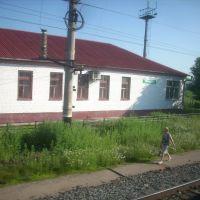 Станция Урмары, Урмары