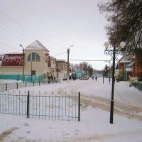 Улица Ленина, Урмары