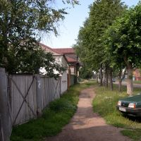 Quiet street, Цивильск