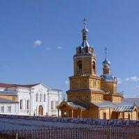 Тихвинский женский монастырь (ФЛОГИСТОН), Цивильск