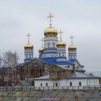 Цивильск Тихвинский женский монастырь, Цивильск
