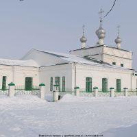 Собор Троицы Живоначальной., Цивильск