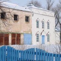 Церковь во имя Божией Матери Казанской, Цивильск
