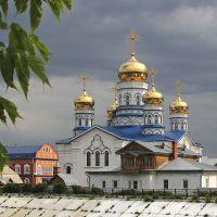 Собор монастыря в Цивильске, Цивильск