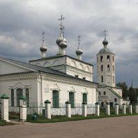 Троицкий собор в Цивильске, Цивильск