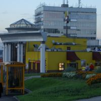 The Golden Arches in Cheboksary, Чебоксары