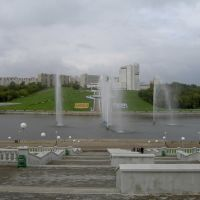 The fountains, Чебоксары