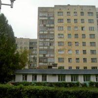 Typical Soviet era apartment, Чебоксары