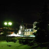 Свято-Троицкий монастырь., Чебоксары