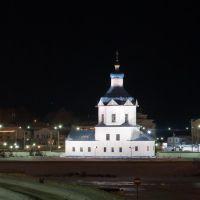 Успенская церковь / The Assumption church (30/12/2007), Чебоксары