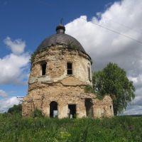 церковь Архистратига Михаила, Шемурша