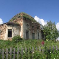 церковь в Чуфарово, Шемурша