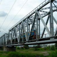Железнодорожный мост, Шемурша