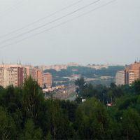 Вид на ул. Камышинская, Шемурша