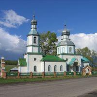 Деревенская церковь, Шемурша