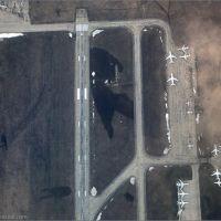 Аэропорт сверху, Шемурша
