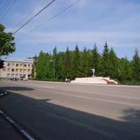 Центральная площадь, Шумерля