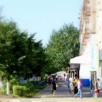 ул. Октябрьская (тротуар), Шумерля