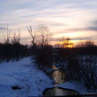 Речка Мыслец, Шумерля