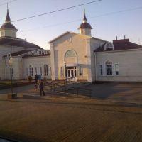 Shumerlya Train Station, Шумерля