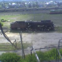 паровоз, Шумерля