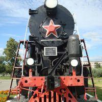 Шумерля, паровоз Л-579, Шумерля