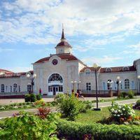 Шумерля, Железнодорожный вокзал, Шумерля