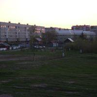 Детская площадка, Ядрин