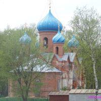 Yadrin Ядрин Церковь Алексия   Алексеевская церковь, Ядрин