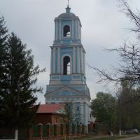 Yadrin Ядрин Церковь Троицы Живоначальной, Ядрин
