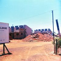 Who Remembers ? - Agricola College Under Construction, Калгурли