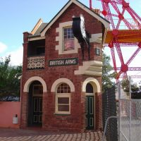 Kalgoorlie - British Arms Hotel - Now a Museum, Калгурли