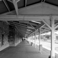 Kalgoorlie Railway Station platform, Калгурли