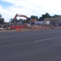 Kalgoorlie - Another One Gone - Foundry Hotel Demolished 080612, Калгурли