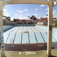 Kalgoorlie - Lord Forrest Olympic Pool 1938 - 2013, Калгурли