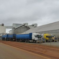 Trucks at Cooperative Bulk Handling (CBH)  (2), Олбани