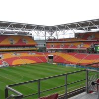 Suncorp Stadium, Australia x Iraq, Брисбен