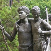 Kokoda monument, Брисбен