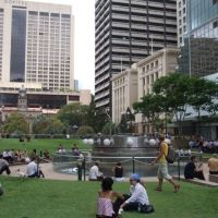 0583 Brisbane, ANZAC Square, Брисбен