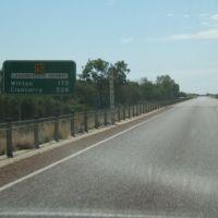 Just out of Longreach, Бундаберг