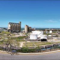 Panorama...Port Curtis.  2, Гладстон