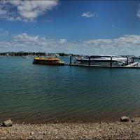 Panorama Gladstone marina., Гладстон
