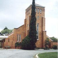 St. Saviours Anglican Church Gladstone, Гладстон