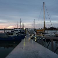 Gladstone Marina - Charter Jetty, Гладстон