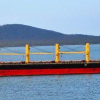 Coal Cargo Ship, Гладстон