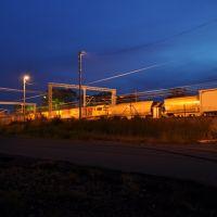 QR Rail, Гладстон